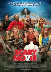 """Das Kinoplakat von """"Scary Movie 5"""" (Quelle: Constantin Film)"""