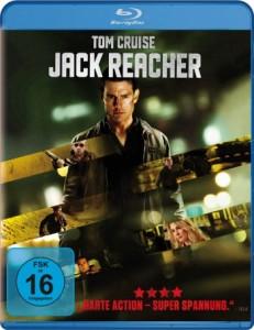 "Das Blu-ray-Cover von ""Jack Reacher"" (Quelle: Paramount Home Entertainment)"