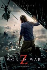 """Das erste Plakat zu """"World War Z"""" (Quelle: Paramount Pictures Germany)"""