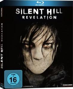 "Das Cover der 2D-Blu-ray von ""Silent Hill: Revelation"" (Quelle: Concorde Home Entertainment)"