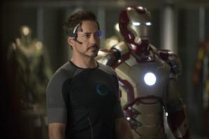 Bilder sagen mehr als Worte: Tony getrennt vom Iron Man-Anzug (Quelle: Concorde Film)