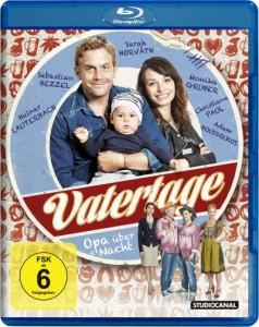 """Das Blu-ray-Cover von """"Vatertage- Opa über Nacht"""" (Quelle: StudioCanal)"""