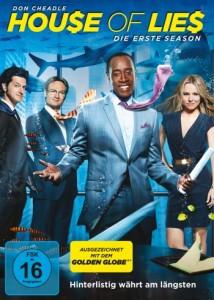"Das DVD-Cover der ersten Staffel ""House of Lies"" (Quelle: Paramount Home Entertainment)"