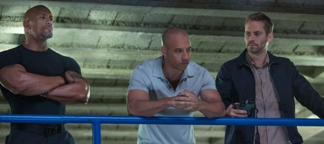 Hobbs macht gemeinsame Sache mit Dom und Brian (Quelle: Universal Pictures Germany)