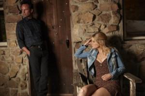 Boyd und Ava tun sich zusammen (Quelle: Sony Pictures Home Entertainment)