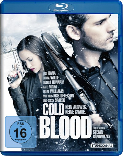 "Das Blu-ray-Cover von ""Cold Blood"" (Quelle: StudioCanal)"