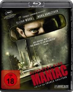 "Das Blu-ray-Cover von ""Maniac"" (Quelle: Ascot Elite)"