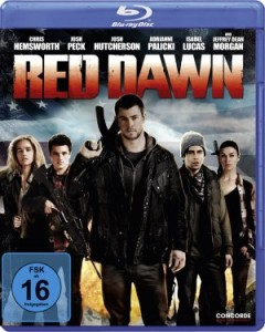 "Das Blu-ray-Cover von ""Red Dawn"" (Quelle: Concorde Home Entertainment)"