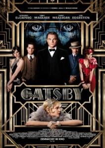 """Das Kinoplakat von """"Der große Gatsby"""" (Quelle: Warner Bros Germany)"""
