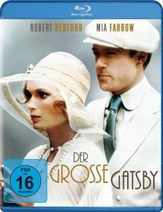 """Das Blu-ray-Cover von """"Der große Gatsby"""" (Quelle: Paramount Home Entertainment)"""