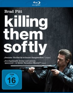 "Das Blu-ray-Cover von ""Killing them softly"" (Quelle: Universum Film)"