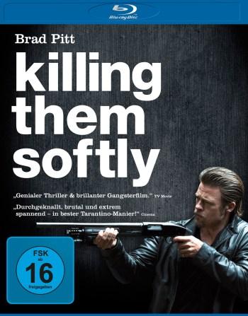 "Das Blu-ray-Cover von ""Killing them softly"" (Quelle: Universum Film)"