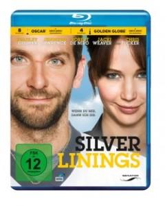 "Das Blu-ray-Cover von ""Silver Linings"" (Quelle: Senator Home Entertainment)"