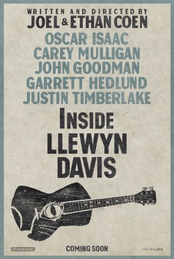 "Das Teaser-Plakat von ""Inside Llweyn Davis"" (Quelle: StudioCanal)"