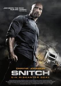 """Das Cover von """"Snitch"""" (Quelle: Tobis Film)"""