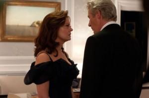Roberts treue Frau Ellen verliert Vertrauen in ihren Mann (Quelle: Universum Film)