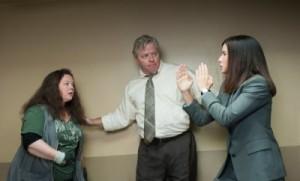Der Polizeichef muss einen handfesten Streit deeskalieren (Quelle: 20th Century Fox)