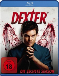 "Das Blu-ray-Cover von der sechsten Staffel von ""Dexter"" (Quelle: Paramount Pictures Home Entertainment)"