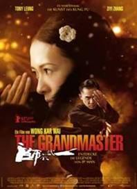 """Das Kinoplakat von """"The Grandmaster"""" (Quelle: Wild Bunch Germany)"""