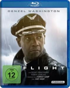 """Das Blu-ray-Cover von """"Flight"""" (Quelle: StudioCanal)"""