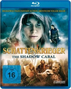 """Das Blu-ray-Cover von """"Schattenkrieger"""" (Quelle: Ascot Elite)"""