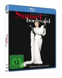 "Das Blu-ray-Cover von ""Sunset Boulevard"" (Quelle: Paramount Home Entertainment)"