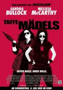 """Das Plakat von """"Taffe Mädels"""" (Quelle: 20th Century Fox)"""