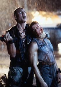 Scott und Deveraux im Kampf (Quelle: StudioCanal)