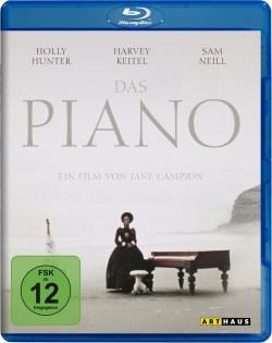 """Das Blu-ray-Cover von """"Das Piano"""" (Quelle: StudioCanal)"""