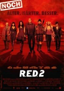 "Das Hauptplakat zu ""R.E.D. 2"" (Quelle: Concorde Filmverleih)"