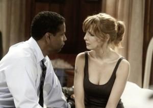 Whip (Denzel Washington) und Nicole (Kelly Reilly) freunden sich an (Quelle: StudioCanal)