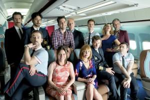 Crew und Gäste beisammen (Quelle: Tobis Film)