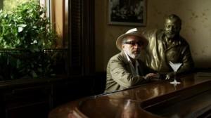 Elia Suleiman als stiller Beobachter (Quelle: Alamode Film)