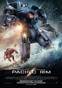 """Das Kinoplakat von """"Pacific Rim"""" (Quelle: Warner Bros.)"""