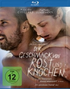 """Das Blu-ray-Cover von """"Der Geschmack von Rost und Knochen"""" (Quelle: Universum Film)"""