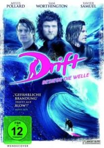 """Das DVD-Cover von """"Drift"""" (Quelle: Ascot Elite)"""