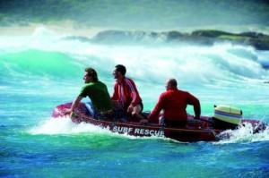 Andy ist auf dem Meer zuhause (Quelle: Ascot Elite)