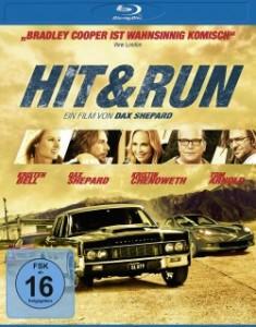 """Das Blu-ray-Cover von """"Hit & Run"""" (Quelle: Universum Film)"""