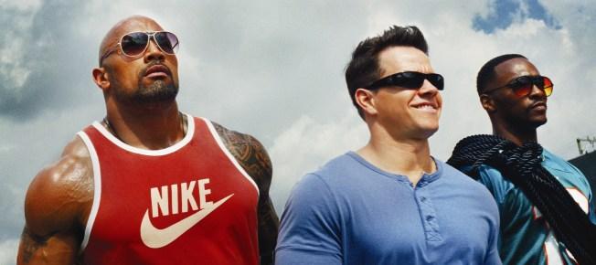 Drei Bodybuilder auf Abwegen (Quelle: Paramount Pictures)