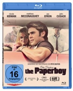 "Das Blu-ray-Cover von ""The Paperboy"" (Quelle: Planet Media Home Entertainment)"