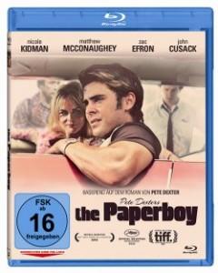 "Das Blu-ray-Cover von ""The Paperboy"" (Quelle: Planet Media Home Entertainment)"