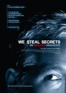 "Das Plakat von ""We Steal Secrets"" (Quelle: Universal Pictures)"