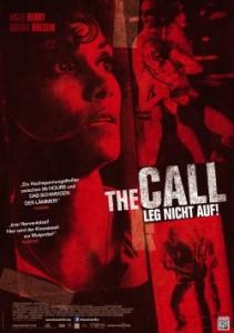 """Das Plakat von """"The Call - Leg nicht auf!"""" (Quelle: Universum Film)"""