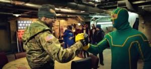 Kick-Ass findet im Colonel einen neuen Freund (Quelle: Universal Pictures)