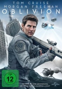 "Das DVD-Cover von ""Oblivion"" (Quelle: Universal Pictures Germany)"