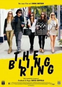 """Das Plakat von """"The Bling Ring"""" (Quelle: Tobis Film)"""