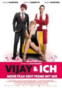 """Das Plakat von """"Vijay und ich"""" (Quelle: Senator Film)"""