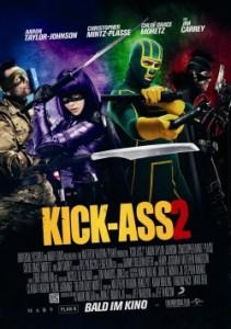 """Das Hauptplakat von """"Kick-Ass 2"""" (Quelle: Universal Pictures)"""