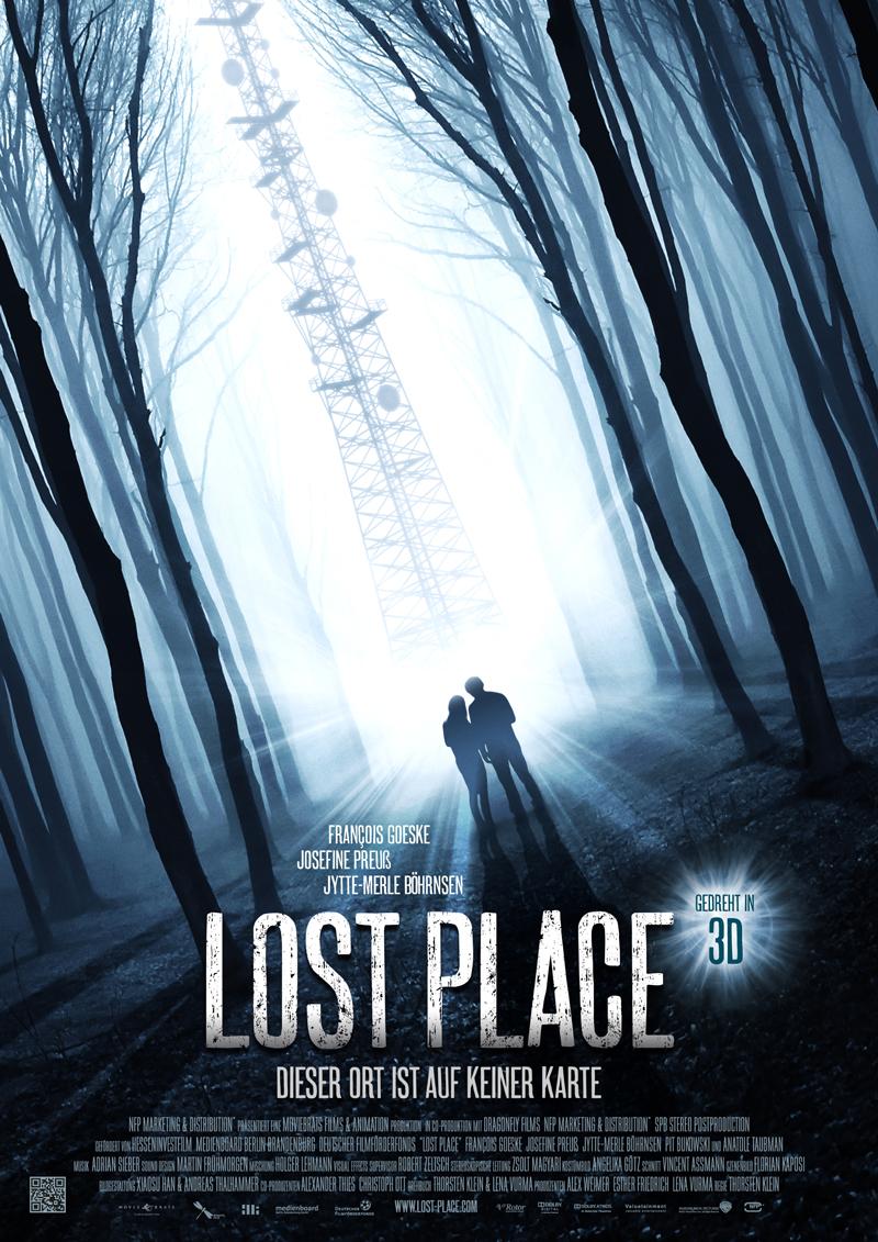 "Das Hauptplakat von ""Lost Place"" (Quelle: NFP marketing & distribution)"