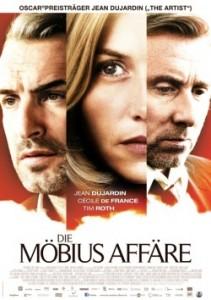 """Das Plakat von """"Die Möbius-Affäre"""" (Quelle: Prokino)"""